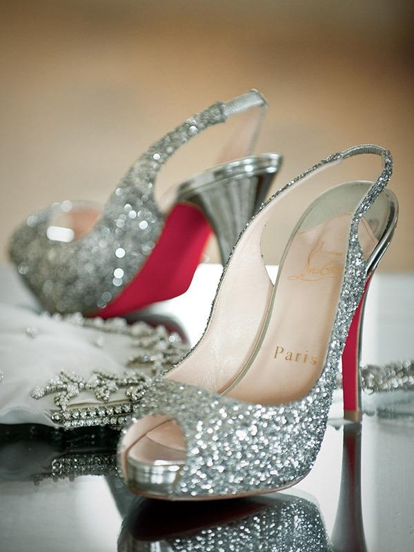 christian louboutin bridal collection